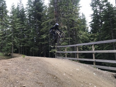 Mountain Bike, Whistler, Shred, A-Line, Bike Park, Leadership