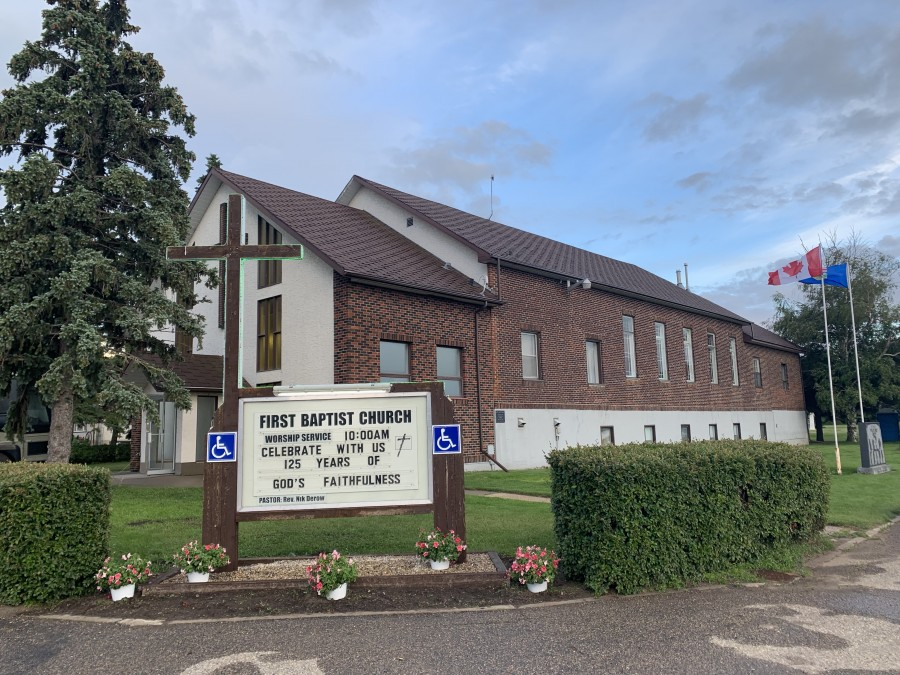 125th Anniversary Sermon for First Baptist Church - Leduc: The Root that Leads to Fruit Ps. 1