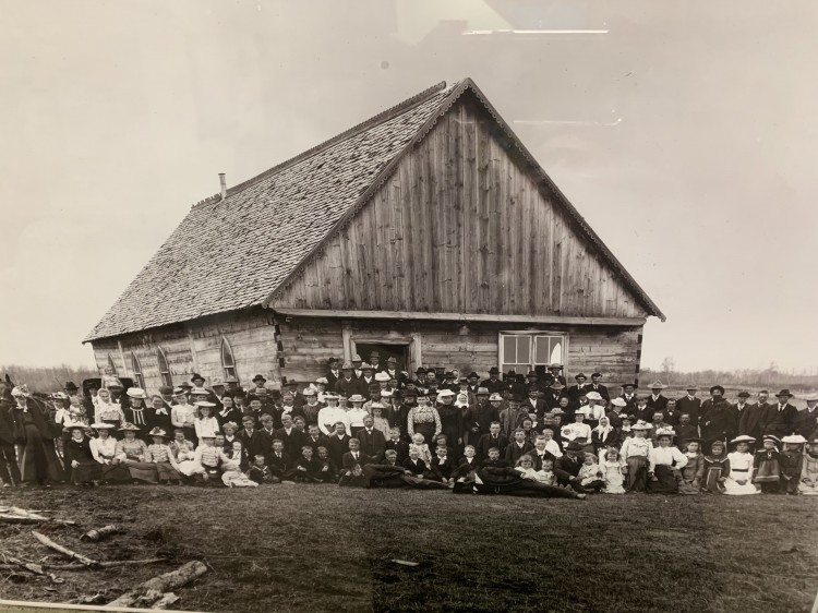 125th Anniversary Sermon for First Baptist Church - Leduc: The Root that Leads to Fruit Ps. 1 |